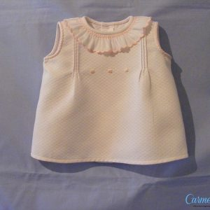 Conjunto bebé niña Carmen Reyes