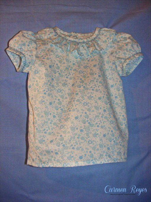 Camisa niño Carmen Reyes