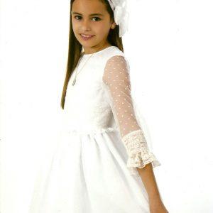 Vestido Comunión Carmen Reyes 2018