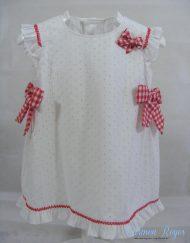 Vestido bebé niña Carmen Reyes