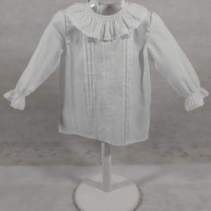 Camisa bebé Carmen Reyes