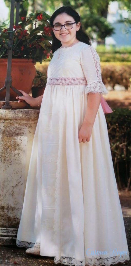 Vestido Comunión Carmen Reyes